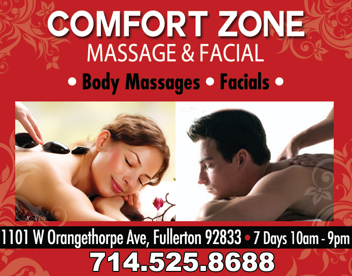 Comfort Zone Massage & Facial