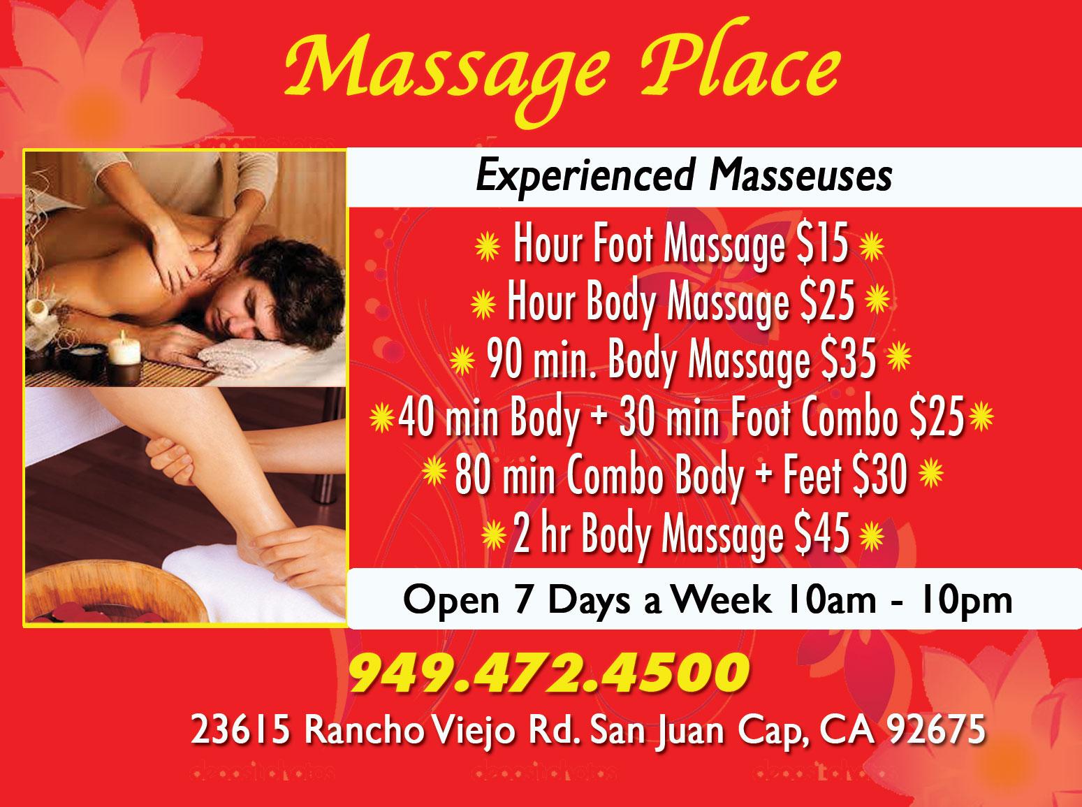 Massage Place