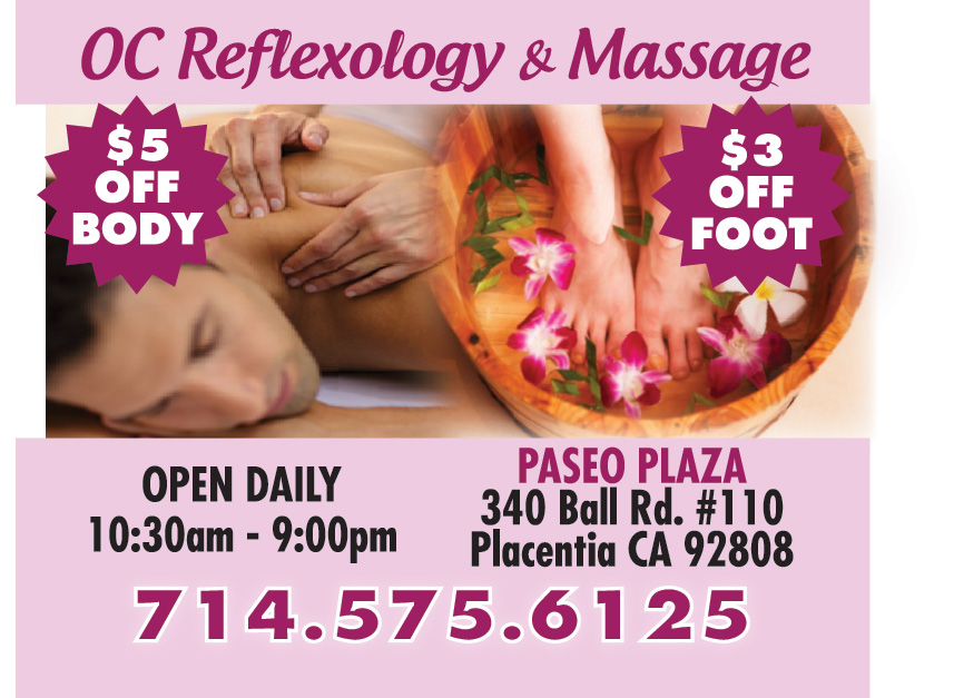 OC Reflexology & Massage