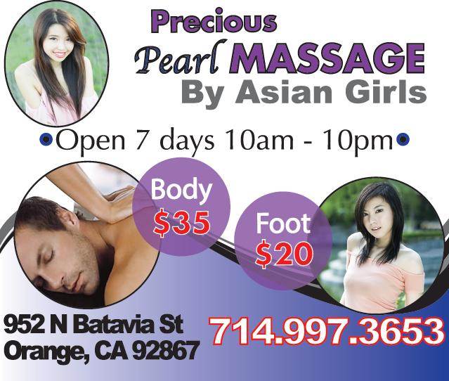 Precious Pearl Massage