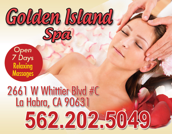 Golden Island Spa