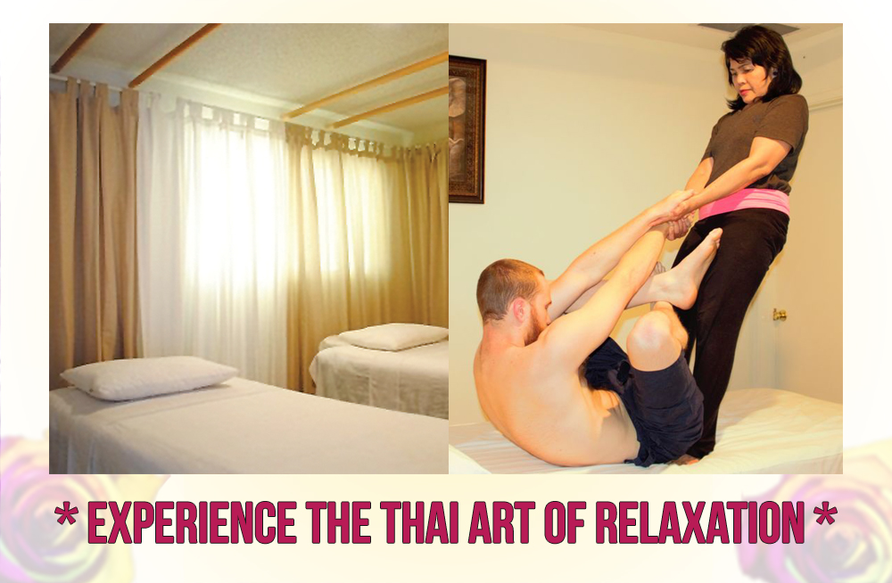 wai thai massage spa norrtälje