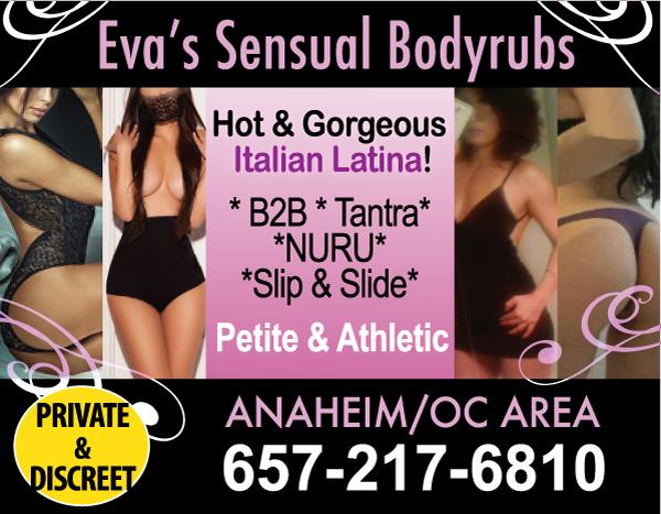 Eva's Sensual Bodyrubs