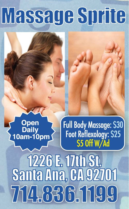 Massage Sprite