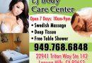 LJ Body Care Center Review