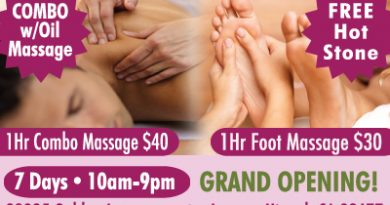 Grace Foot Massage